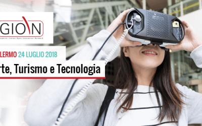 GIOINA PALERMO IL 24 LUGLIO – ARTE, TURISMO E TECNOLOGIA