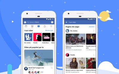 Facebook Watch si espande a livello globale