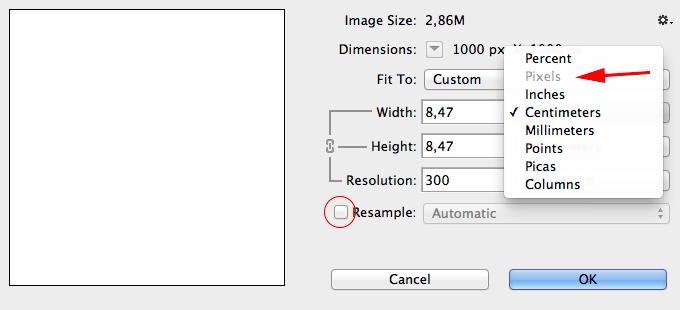 Dpi, ovvero dots per inch ed altre leggende 03