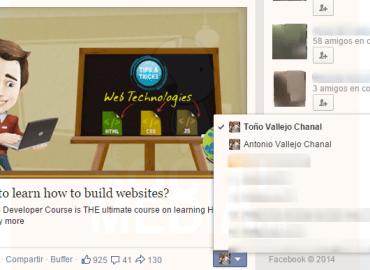 Facebook aumenta la interacción entre administradores y sus páginas
