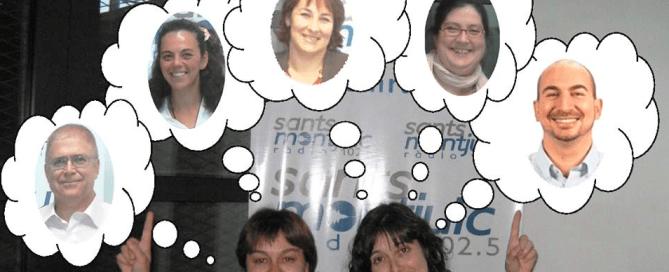 Radio y redes sociales para ayudar al #Empleo con @Interconexiona