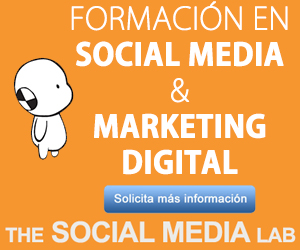 Contrata la Formación en Social Media y en Marketing Digital con Antonio Vallejo Chanal. Más información