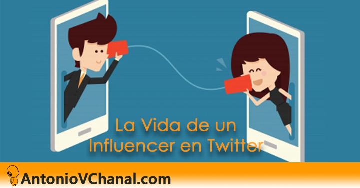 La Vida de un Influencer en Twitter [Infografía]