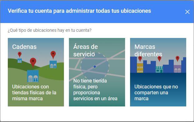 configurar tu cuenta de empresa en Google My Business