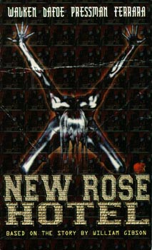 Cover of 'New Rose Hotel'