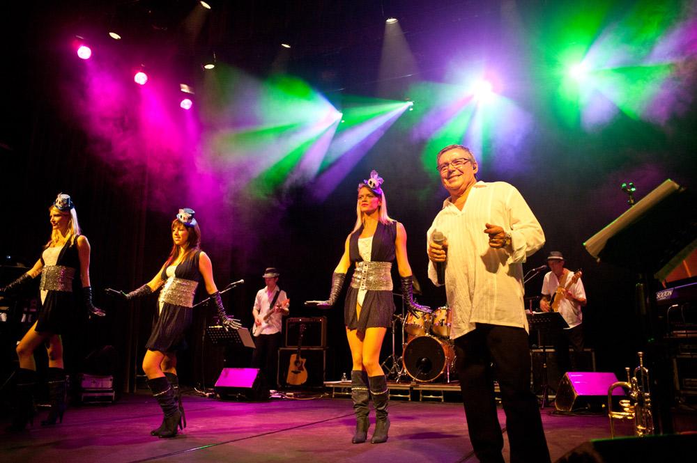 Réveillon Nouvel An Maizières-lès-Metz 57280 Soirée dansante Orchestre Anton Roman au Tram
