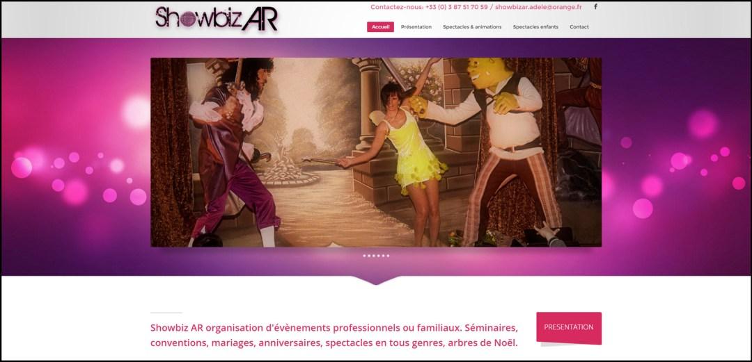 Showbizar  Anniversaire Arbres Noël Ateliers spectacle