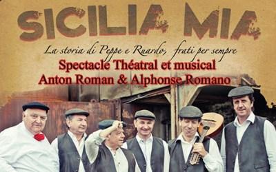 Spectacle Musical Sicilia Mia à Marange 10 Mai 2019