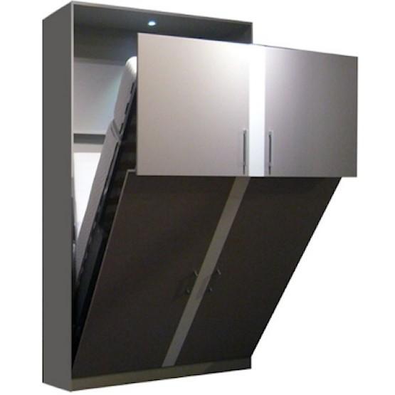 lit escamotable melamix 90x190