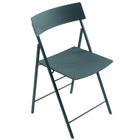 lot de 6 chaises pliantes piper