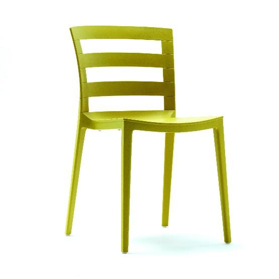 lot de 4 chaises design town