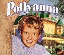 Image: Pollyanna - a mascot for optimism apologists everywhere