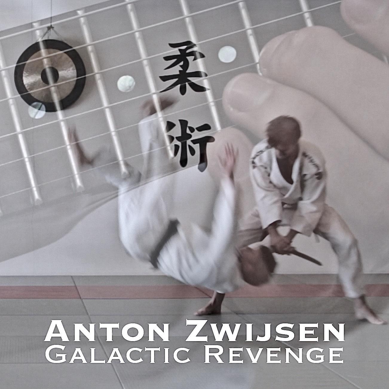 Galactic Revenge Artwork