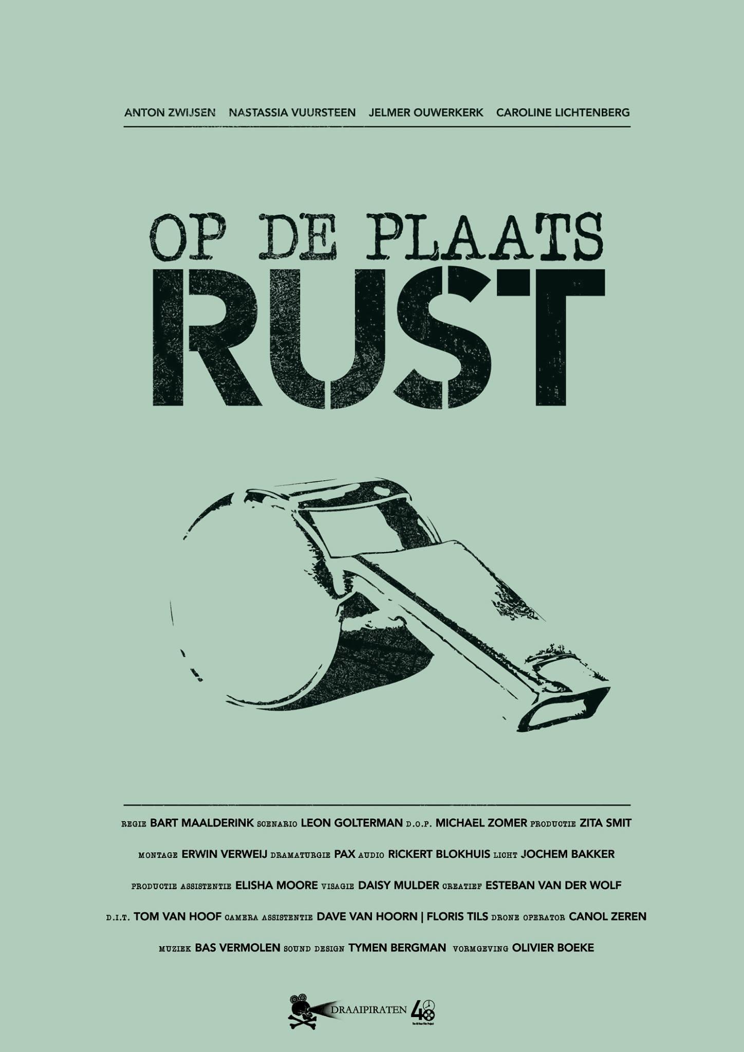 Op De Plaats Rust