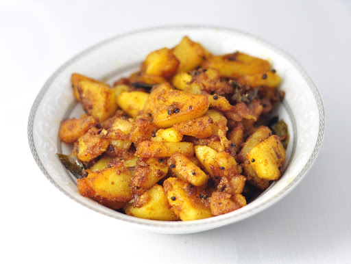CRISPY POTATO FRY