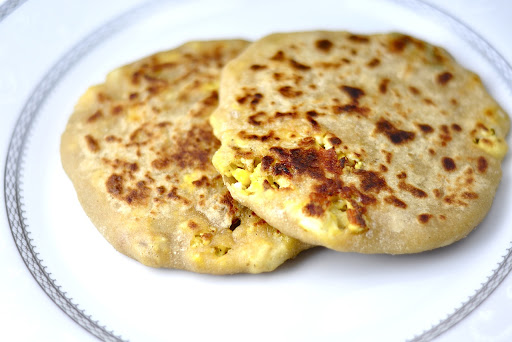 EASY EGG PARATHA (ANDA PARATHA) – INDIAN BRUNCH