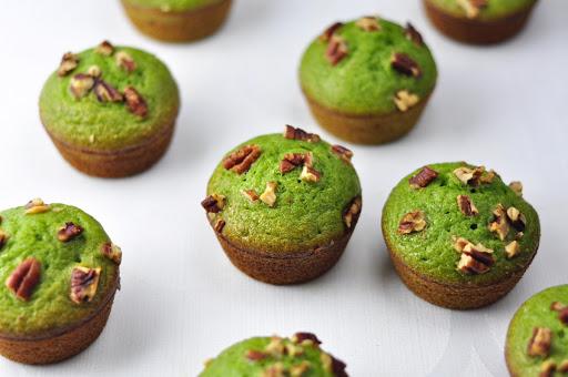 Green Muffins