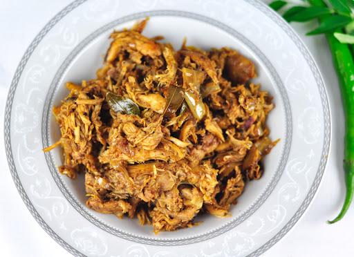 INDIAN CHICKEN RECIPE USING ROTISSERIE CHICKEN IN 35 MINS