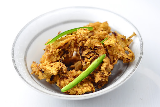 ONION PAKODA -SOUTH INDIAN STYLE