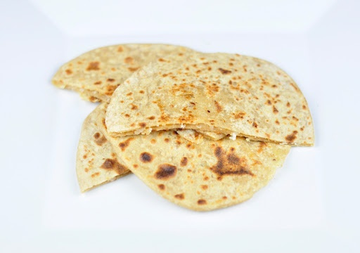 SWEET CHAPATI WITH NUTS AND COCONUT
