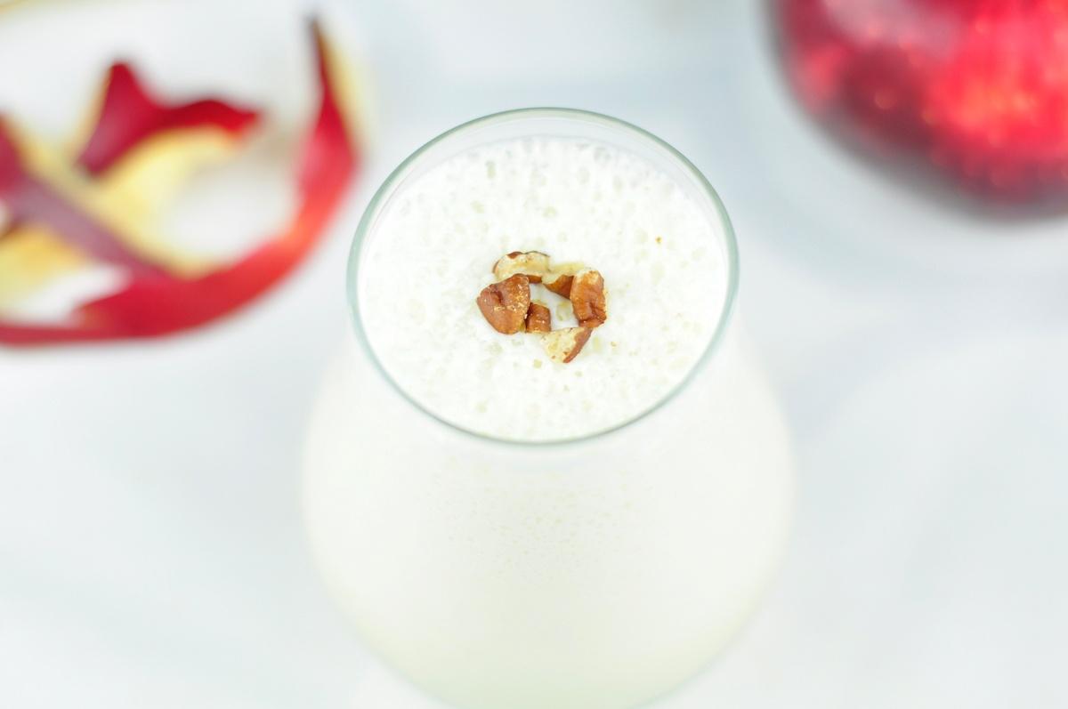 milkshake di mele