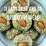 11 Easy grab and go breakfast ideas