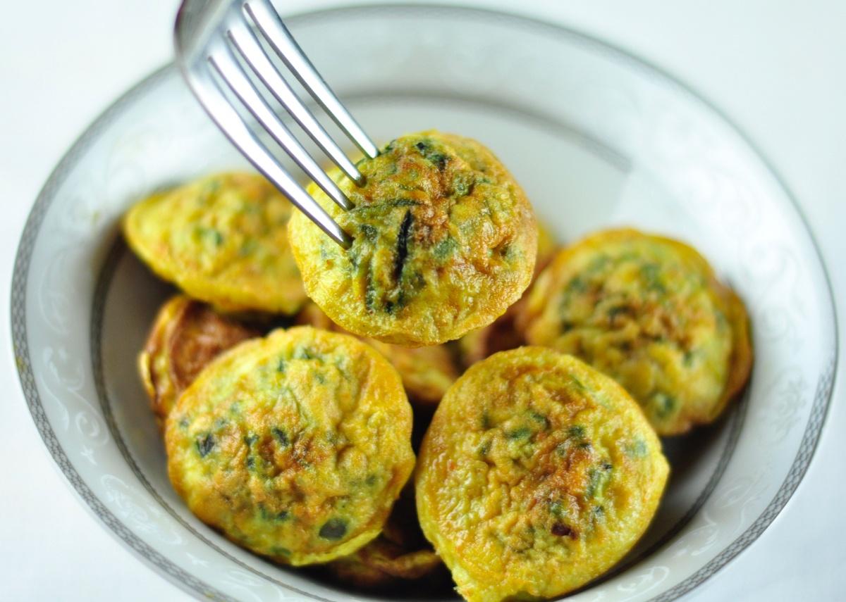 easy masala omelette