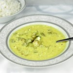 okra buttermilk curry