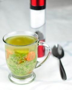 QUINOA VEGETABLE SOUP RECIPE IN 20 MINUTES