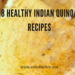 Indian Quinoa Recipes