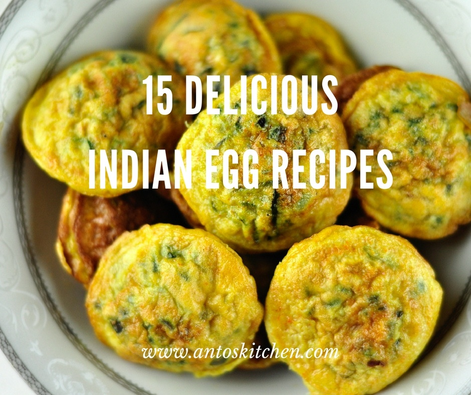 15 Indian egg recipes