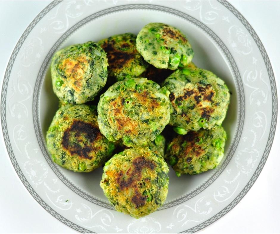 hara bhara veg kabab