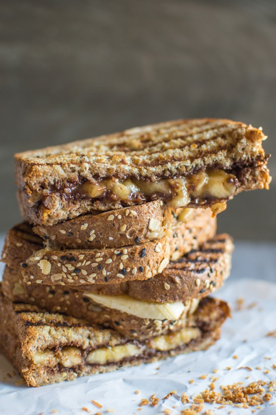Grilled-Banana-Nutella-Sandwich