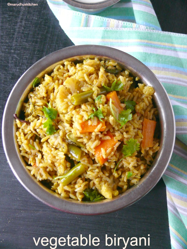 vegetable-biriyani-recipe