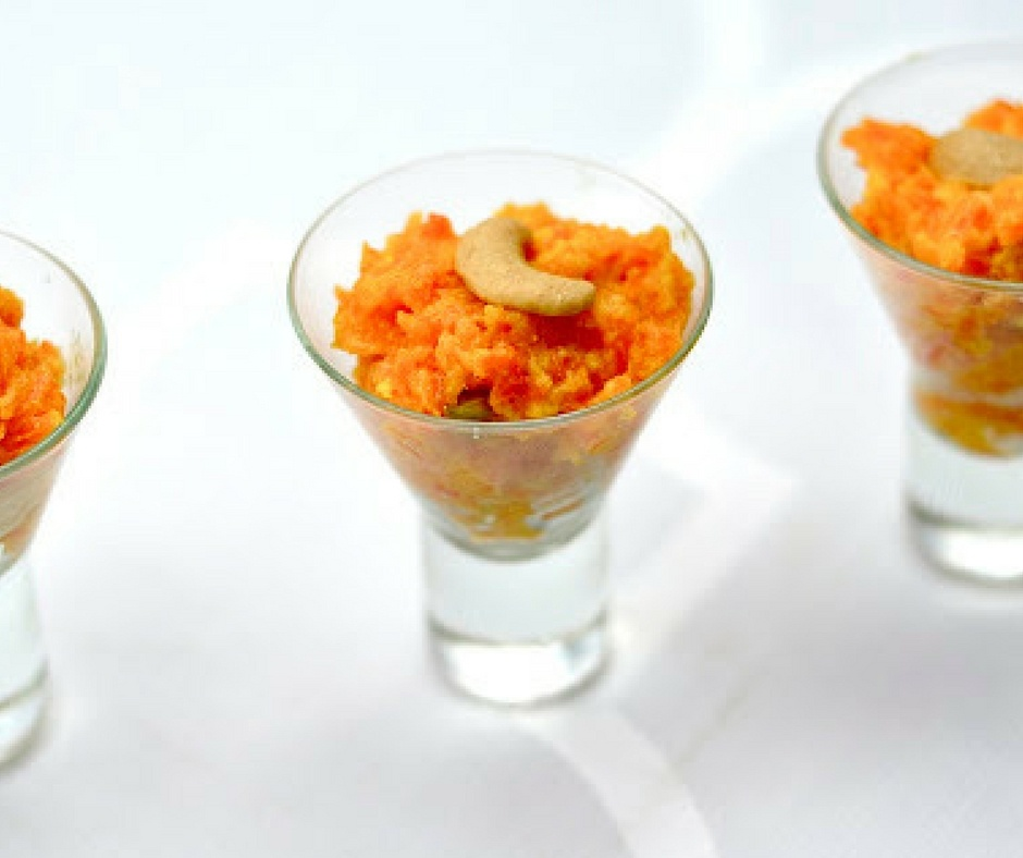 CARROT HALWA A QUICK AND EASY DESSERTS
