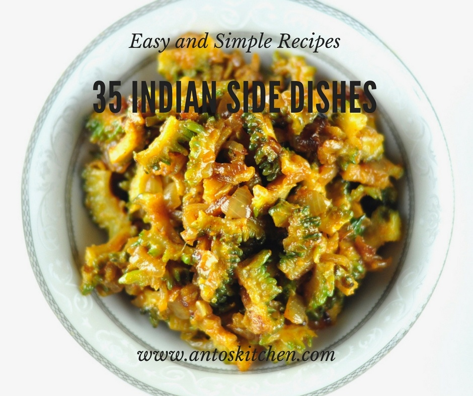 35 Best Indian Side Dishes