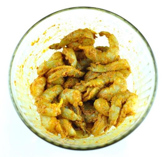 shrimp pepper fry