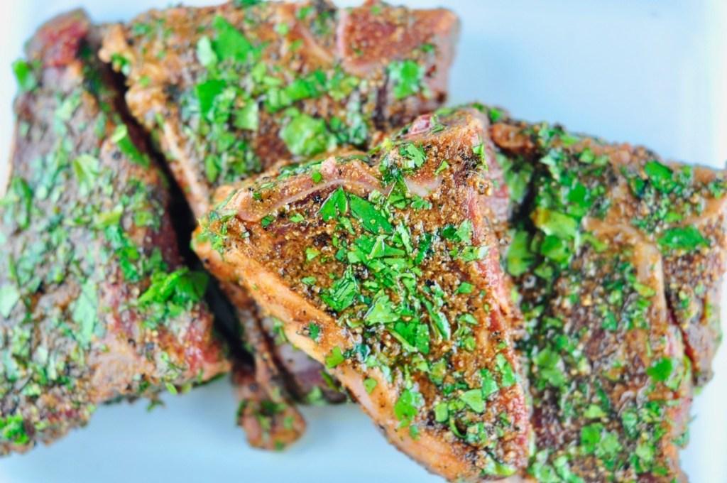 moroccan lamb marinader