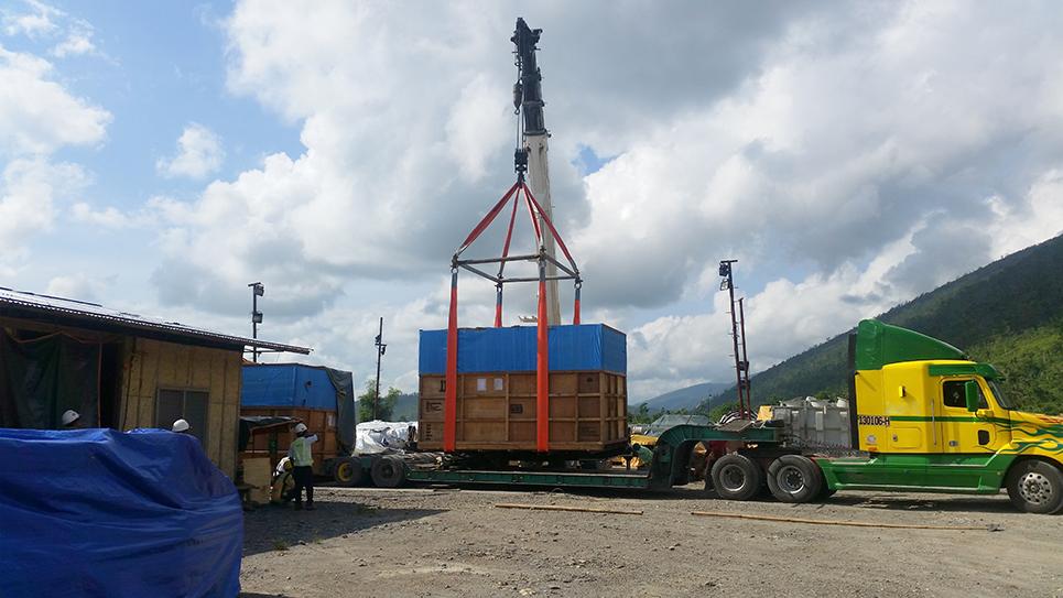 Catuiran Mini Hydro Project