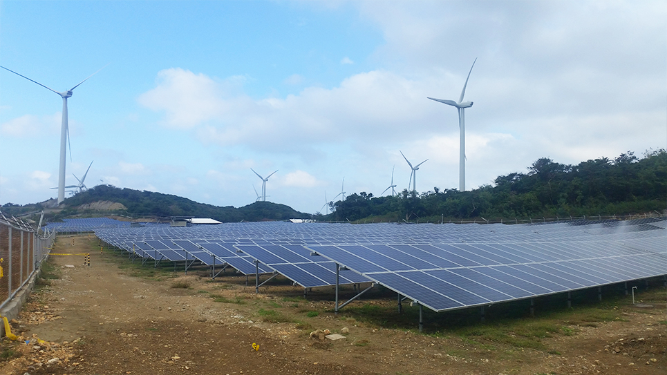Burgos 4.5MW Solar Powered Power Plant - Phase 1