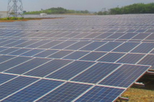 Kibawe 10.5MW Solar Powered Power Plant
