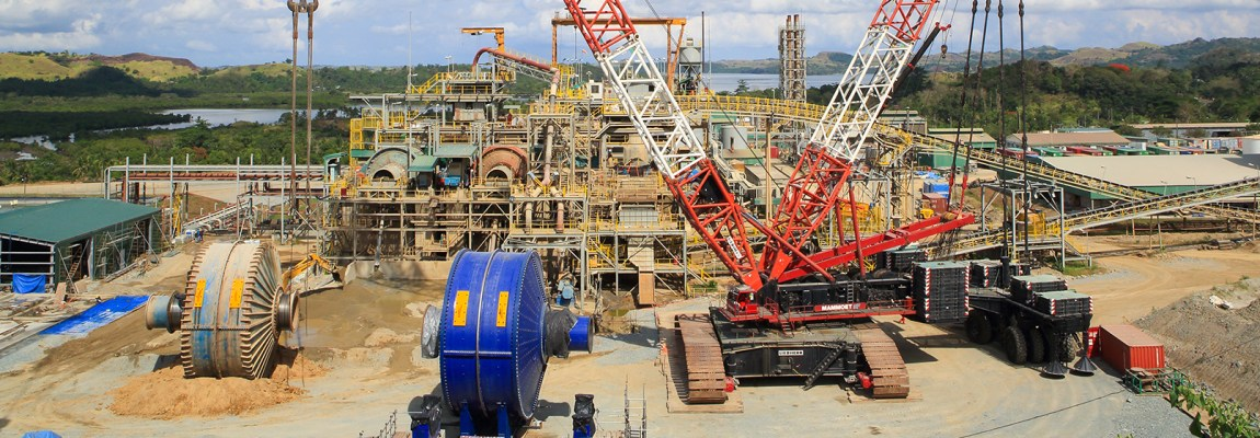 Masbate Gold Project – Mill Upgrade