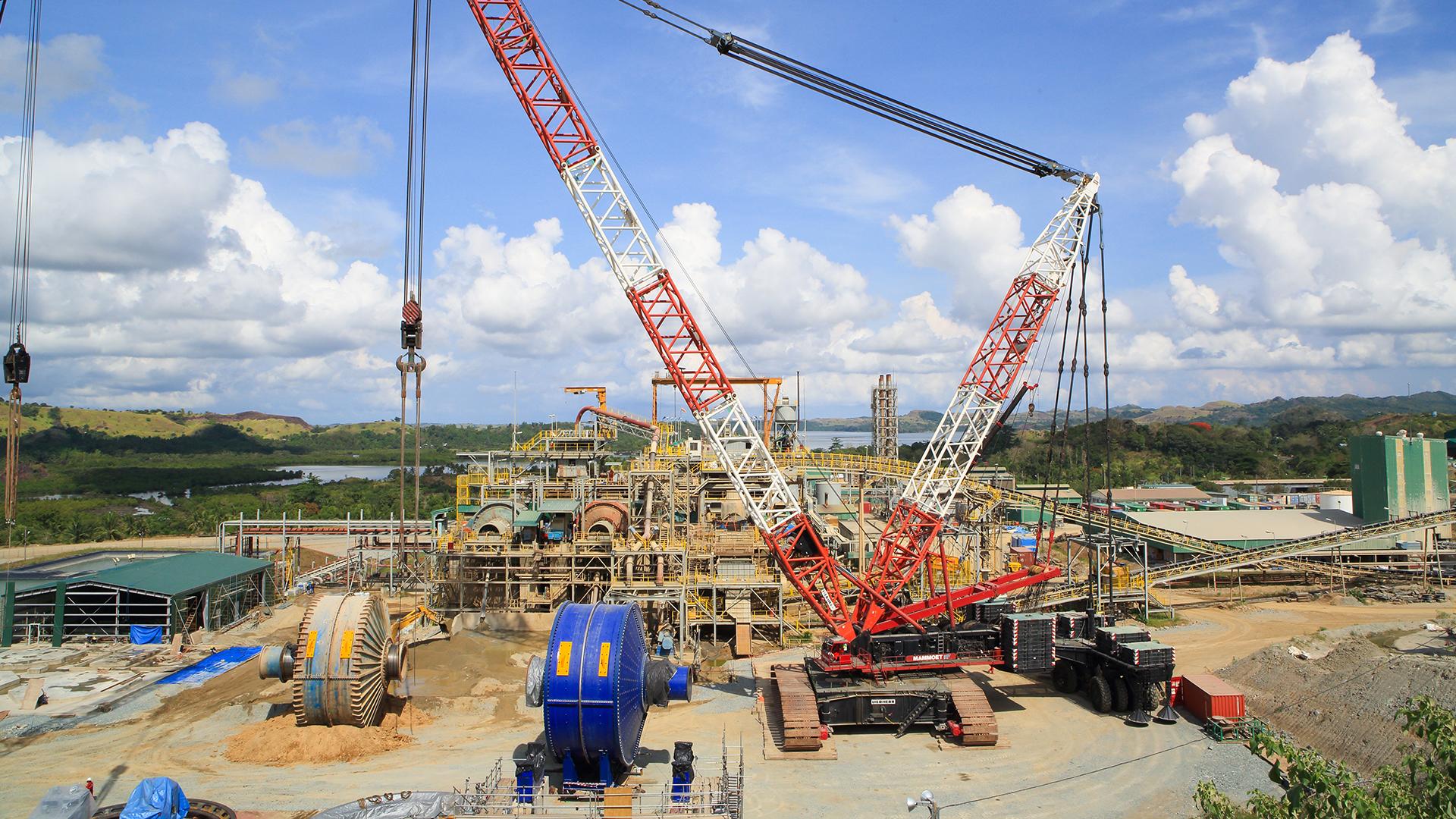 Antrak Services - Mine Site Logistics