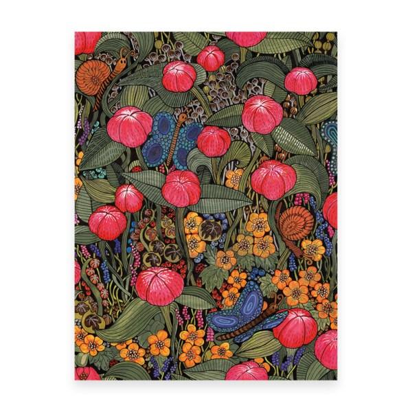 Poster Magic Garden