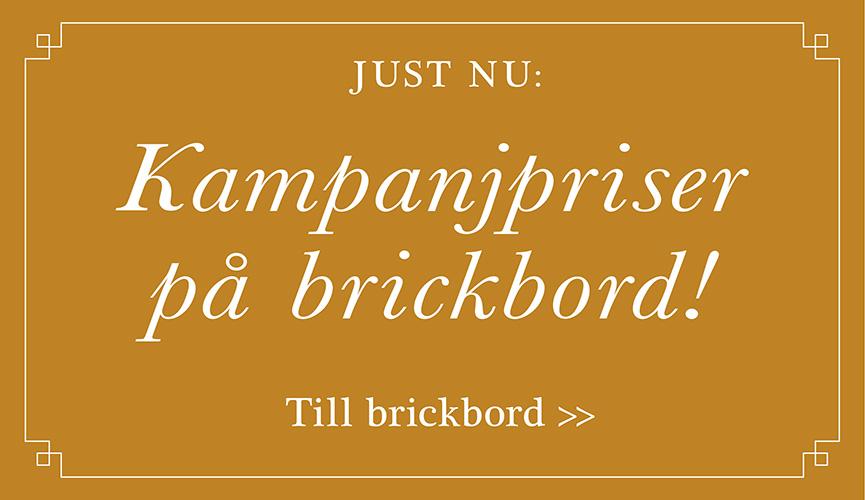 Kampanj Brickbord