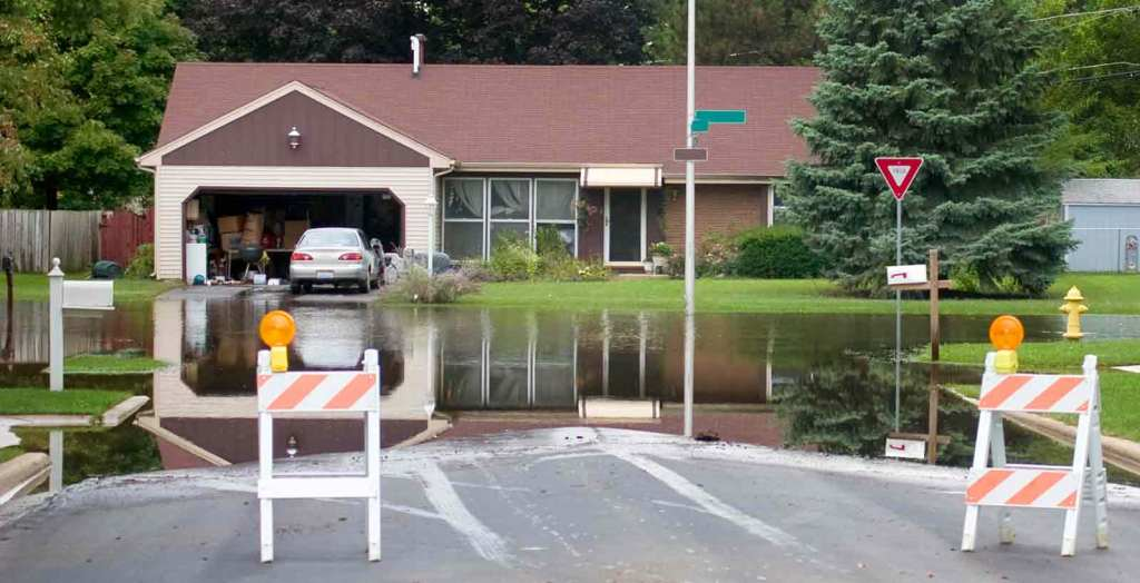 Water and flood damage