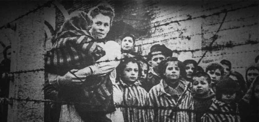 Organizar en los campos de concentración nazis