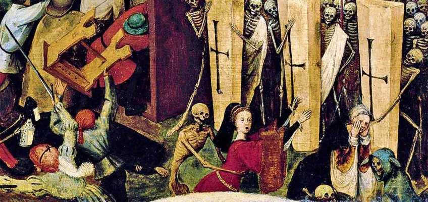 Entre religión y ciencia. De la peste negra al Covid-19