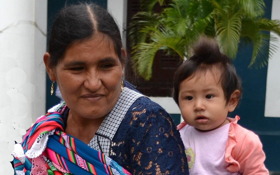 De eerste dag in Bolivia