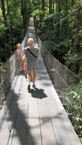 Hangbrug Arenal Costa Rica